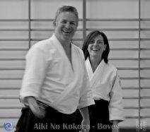 Aikido smiles - Aiki No Kokoro Boves - Miles Kessler