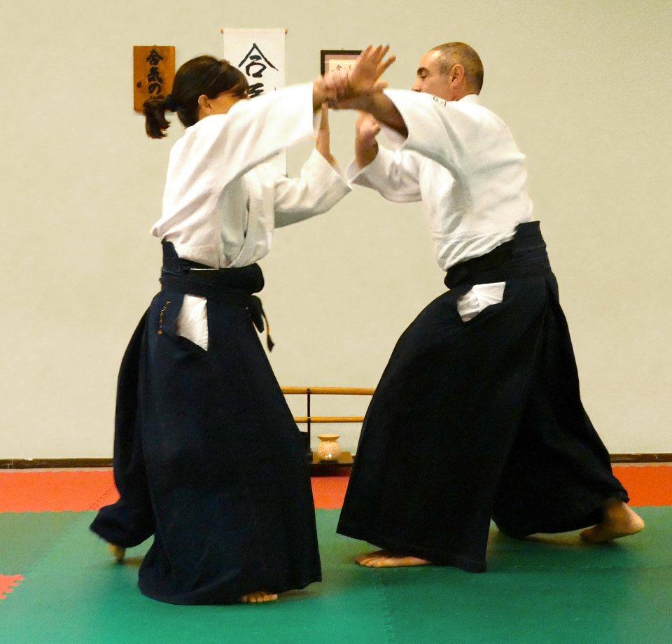 Aikido Yin e Yang - Aikido in coppia - Aiki No Kokoro Boves