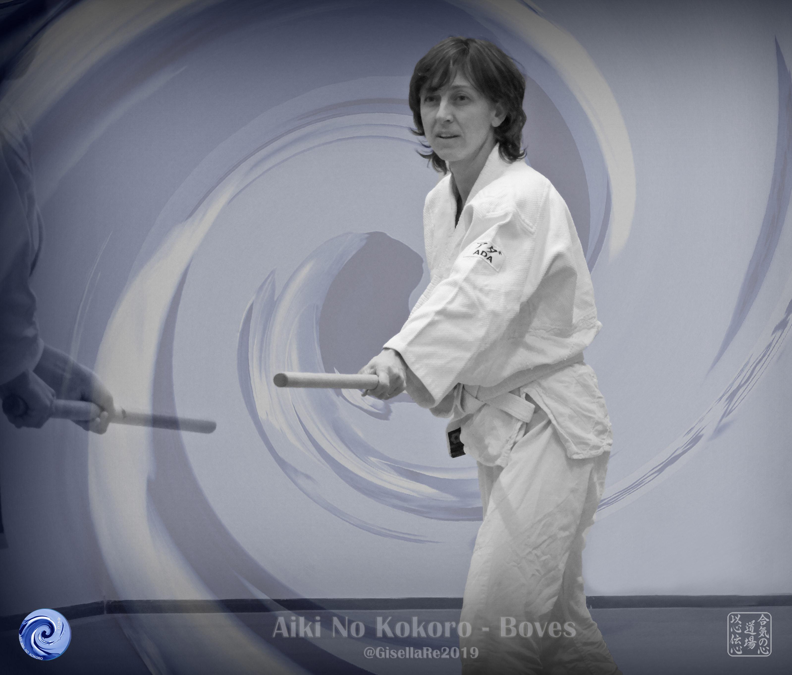 Kimochi No Keiko - Pratica dell'intenzione - Aikido a Cuneo