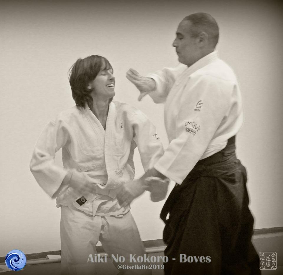 Kimochi No Keiko - Aikido e connessione